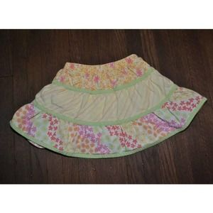 Gymboree Freshly Picked Floral Skirt Size 2T